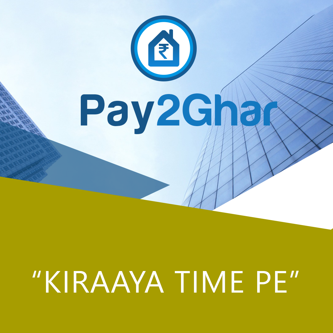 Pay Your Rent Online  with pay2ghar
