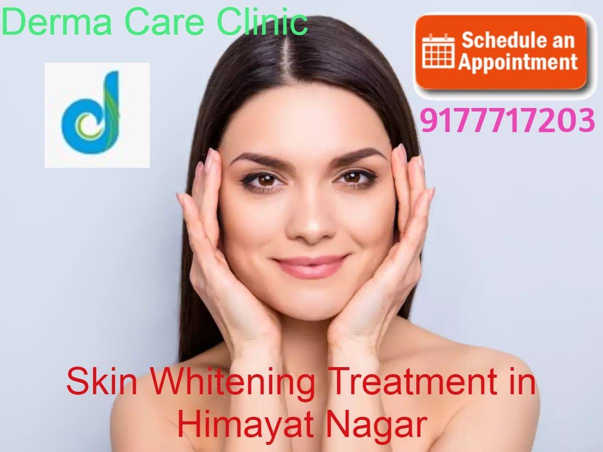 Skin Whitening Treatment in Hyderabad   Acne Scar Treatment in Himayat Nagar