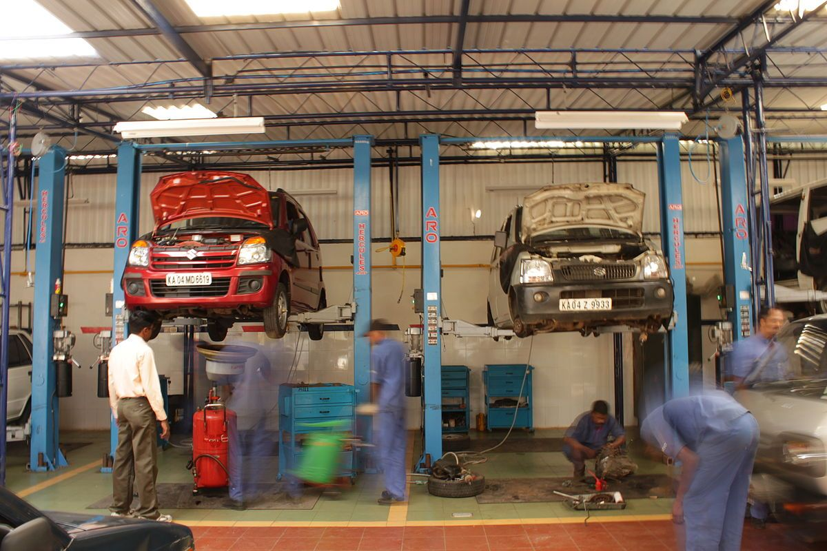 Online Best Car Body Repair Services in Bangalore