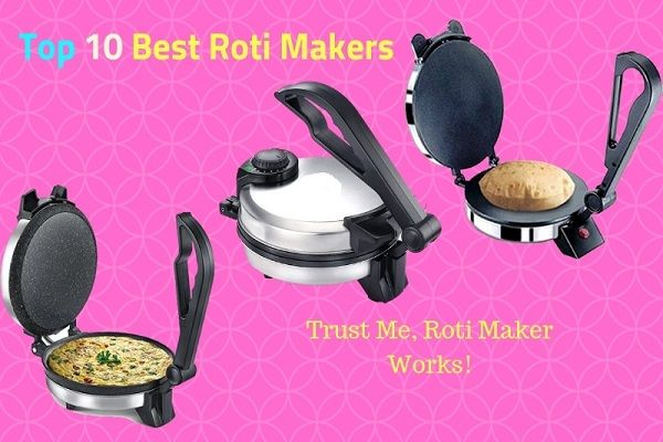 Automatic Roti Machine | Teleshopping Bazar