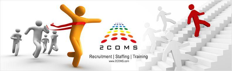 Recruitment Services at 2COMS | Recruitment Agencies
