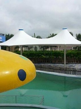 Choose the Best Tensile Structure Manufacturer in Delhi for High Quality