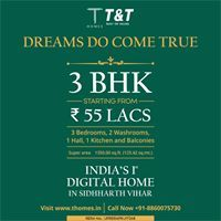 T Homes by T and T Group-Siddharth Vihar-Ghaziabad