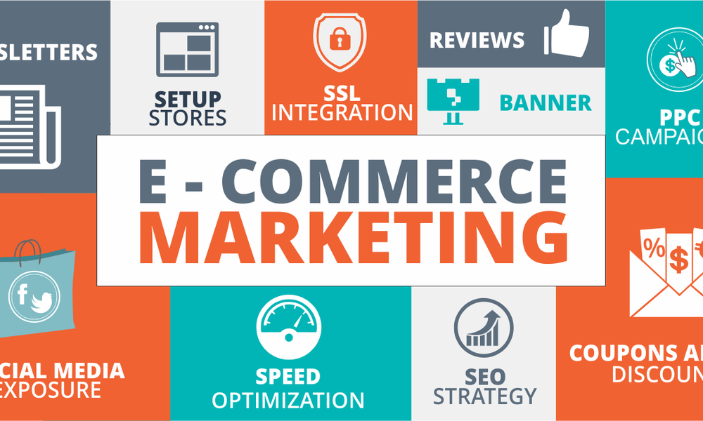 E-commerce Marketing - Perfect E-commerce marketing company to enhance business in electronic market.