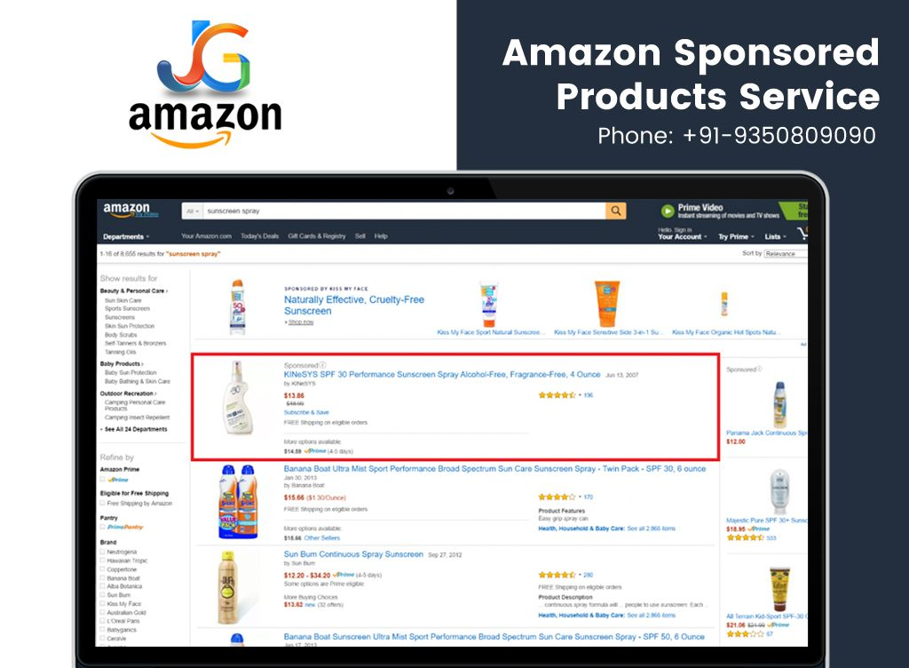 Best Amazon Sponsored Products Service Provider