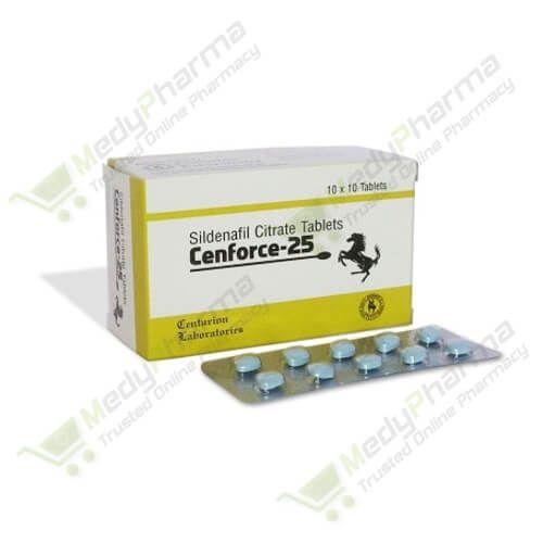 sildenafil cenforce 25
