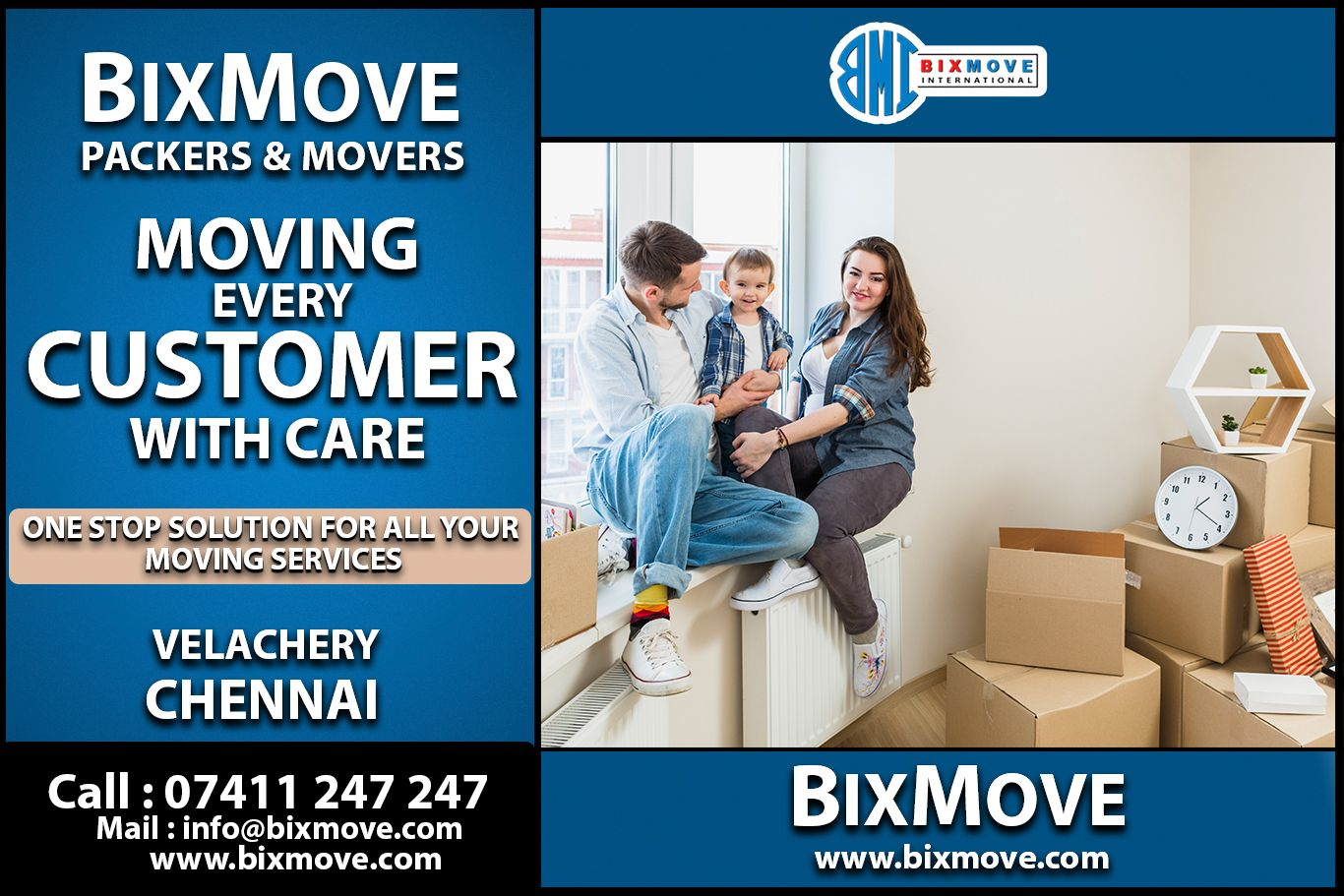 Best Packers and Movers Services in Velachery Cehnnai