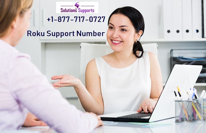 How to fix roku error? Dial Support Number +1(877-717-0727)