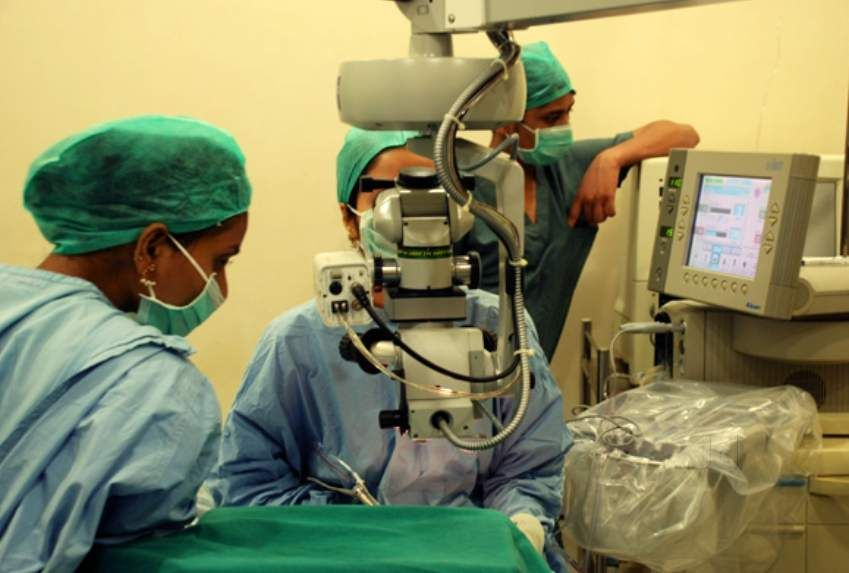 Infiniti Eye Hospital