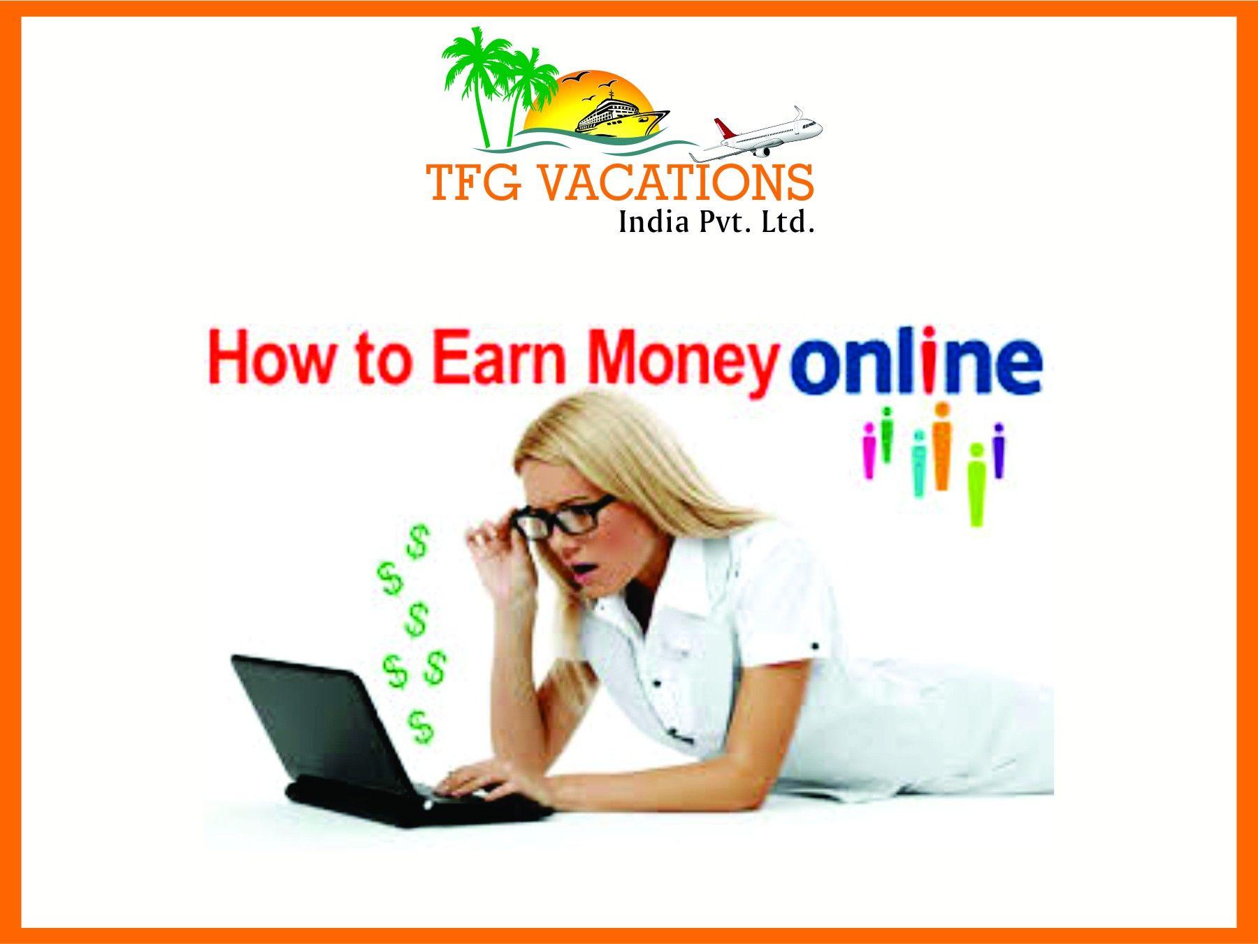 Home Based Work- Online Tourism Promotion$$$