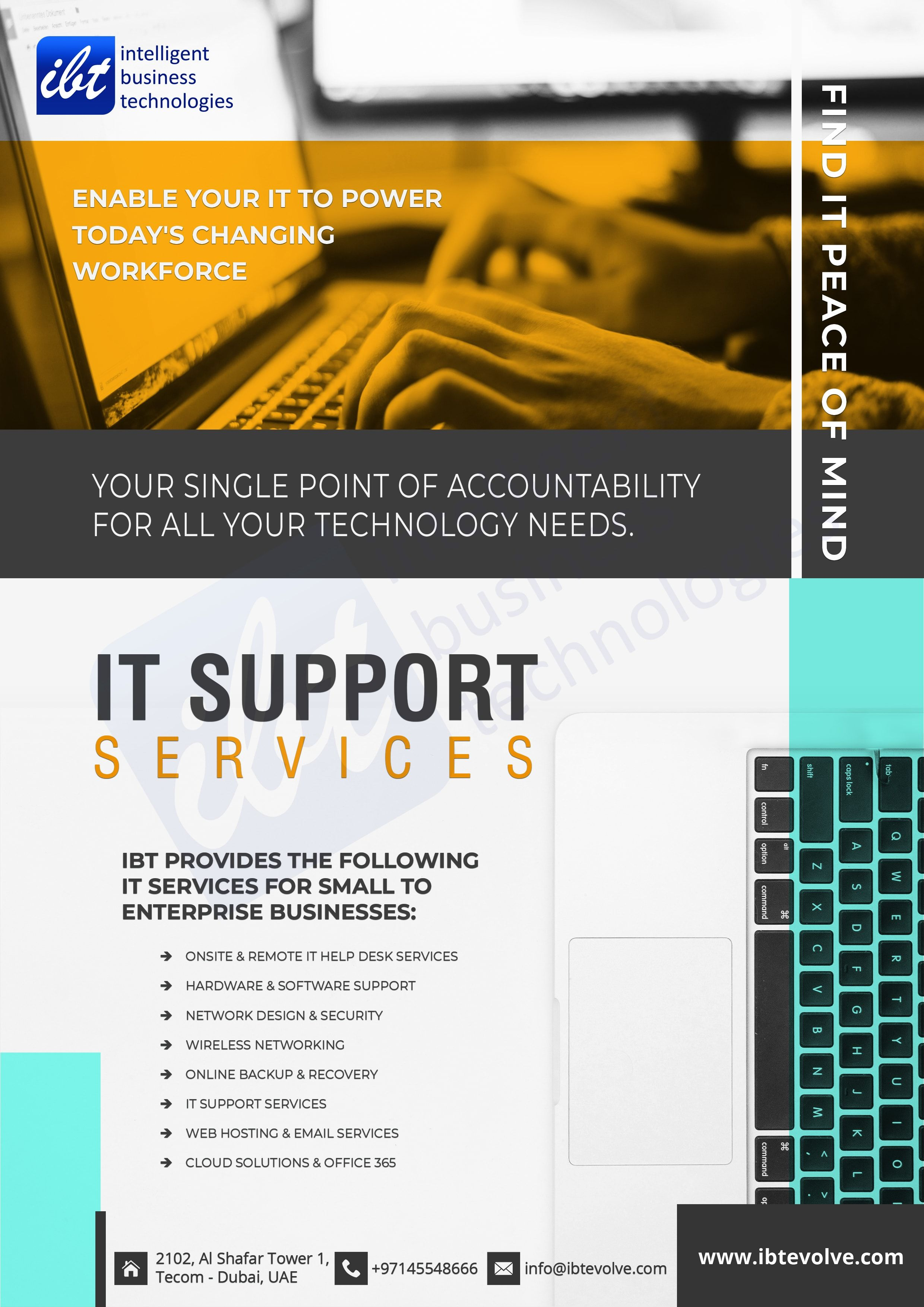 How to Choose IT Support Services for Business Growth