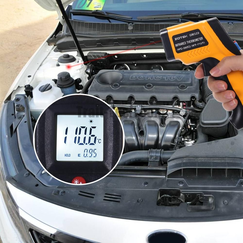 Infrared Thermometer - Electrical Measuring Instruments