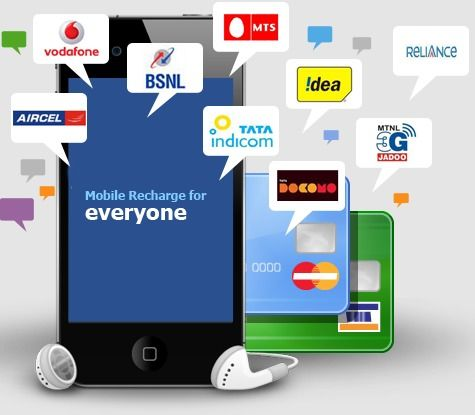 Multi Recharge Portal for Business owners