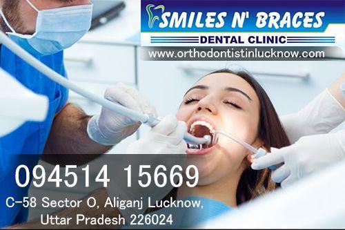 Dentist in Aliganj | Orthodontist in Lucknow
