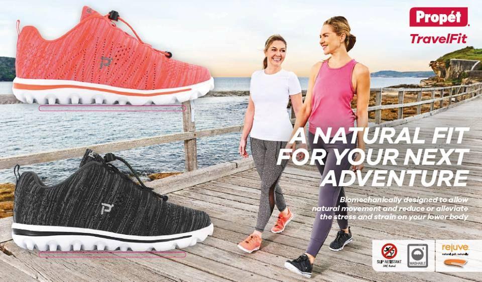 Comfortable Walkingshoes