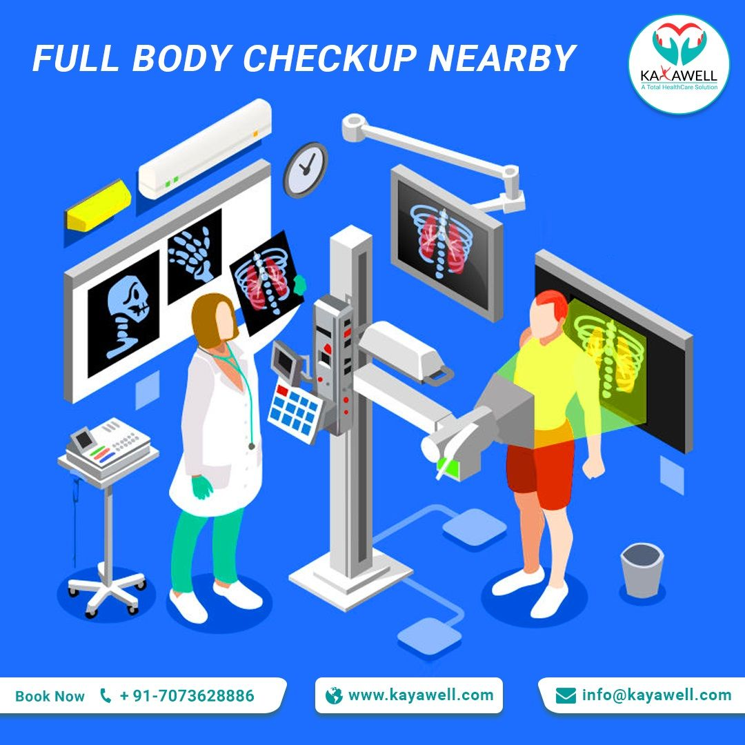 Full Body Checkup Best Price