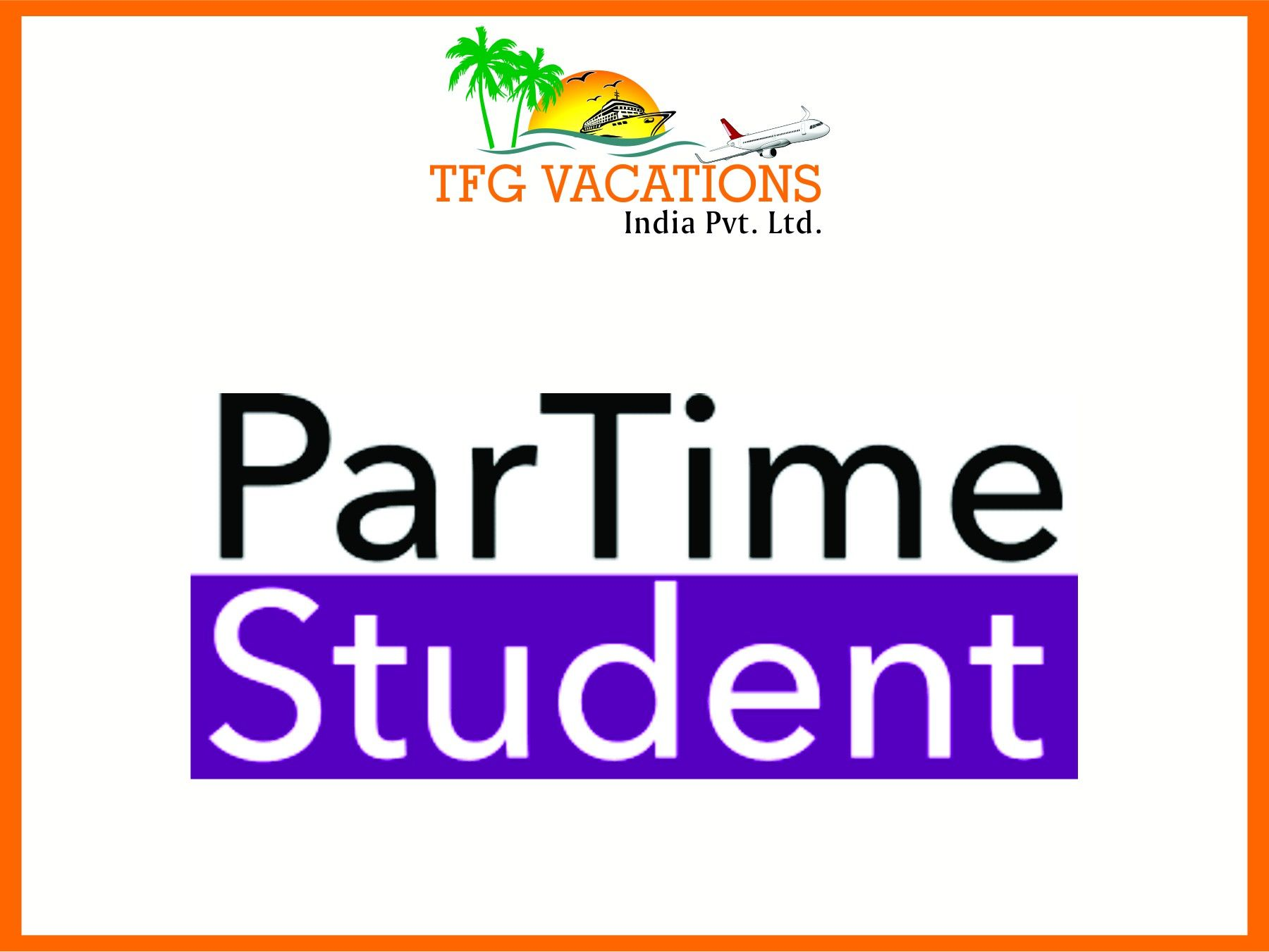 Part Time Work In Tourism Company $