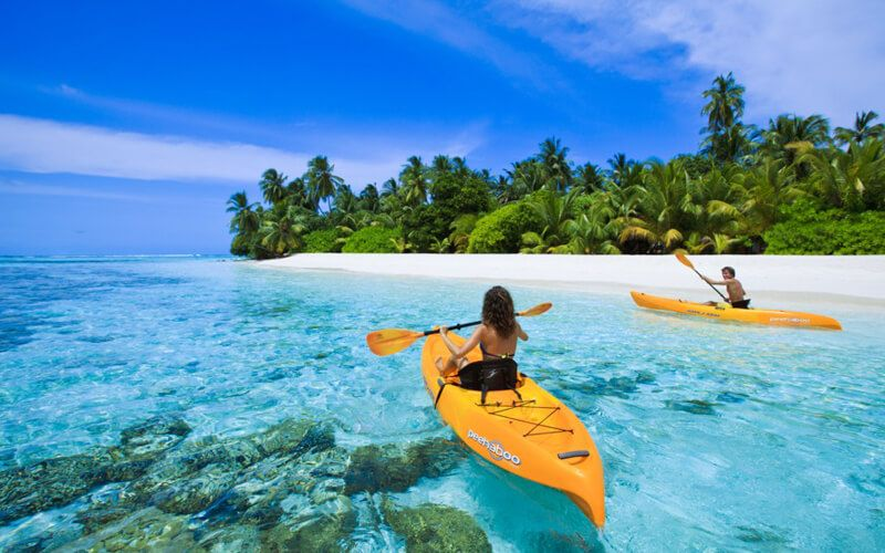 Book Maldives Travel Packages from India