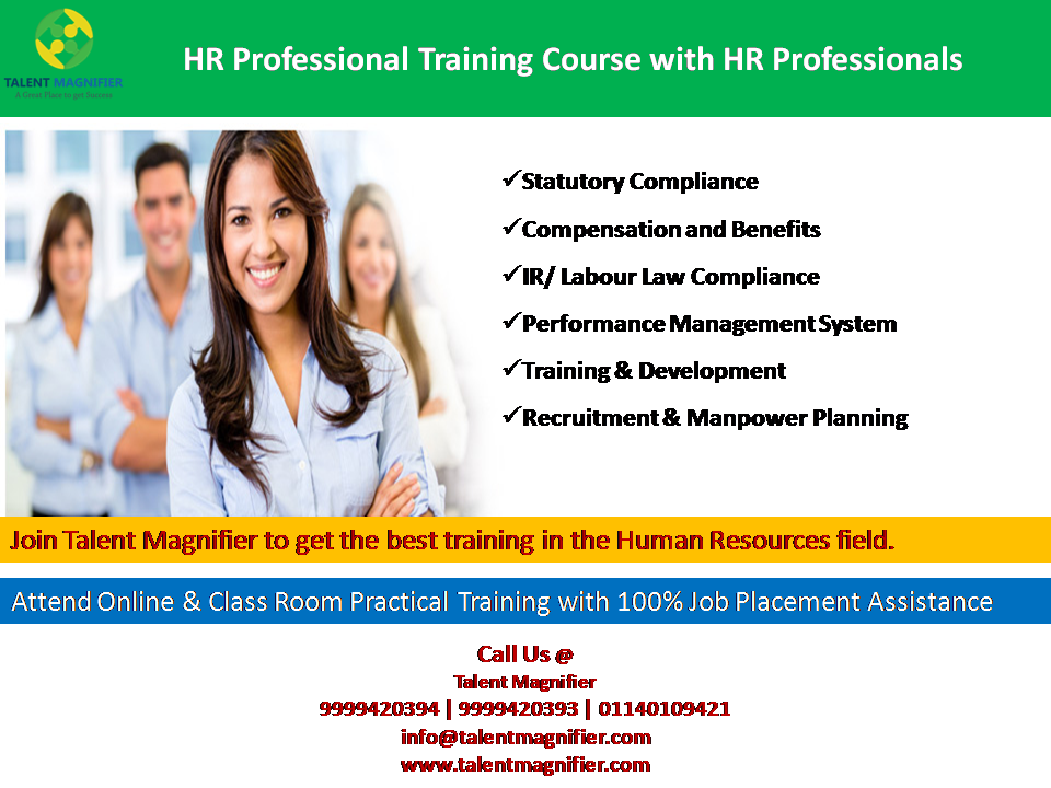 Want The Best HR Training Platform For A Promising Career?