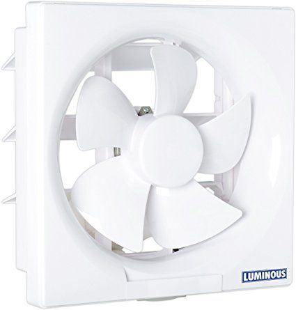 Get World Class Ventilation Fans from Luminous