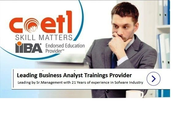Business Analyst Training in Hyderabad