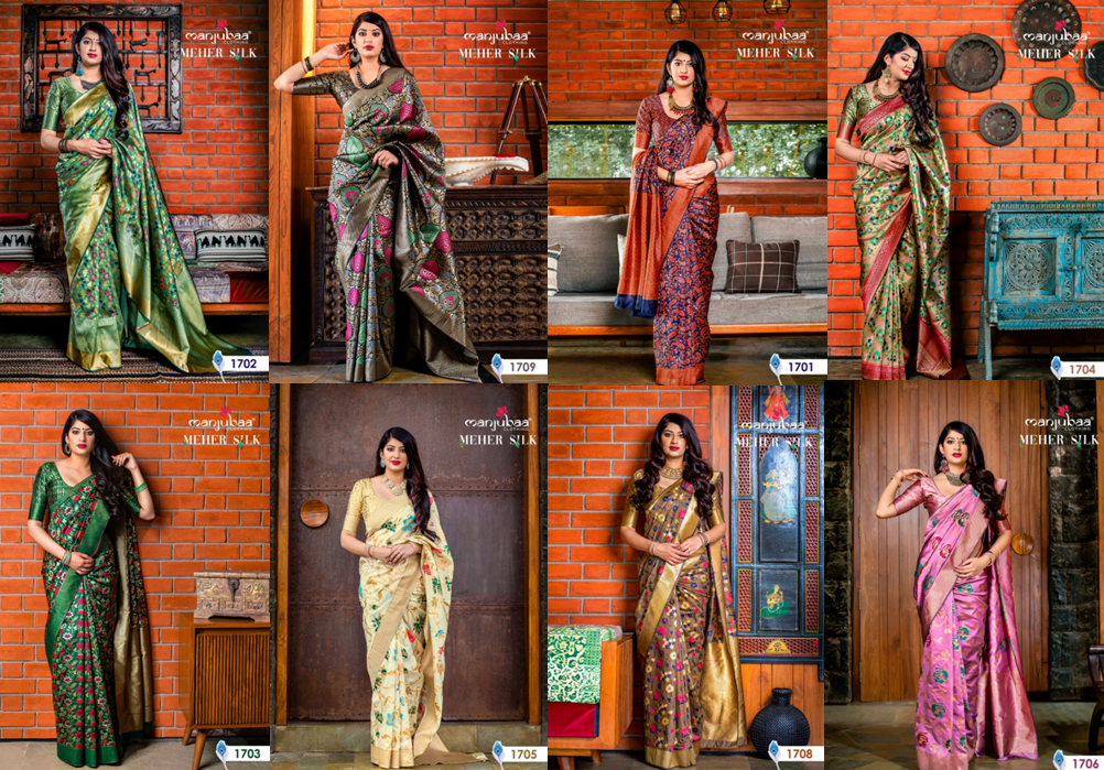 Wholesale Saree Suppliers
