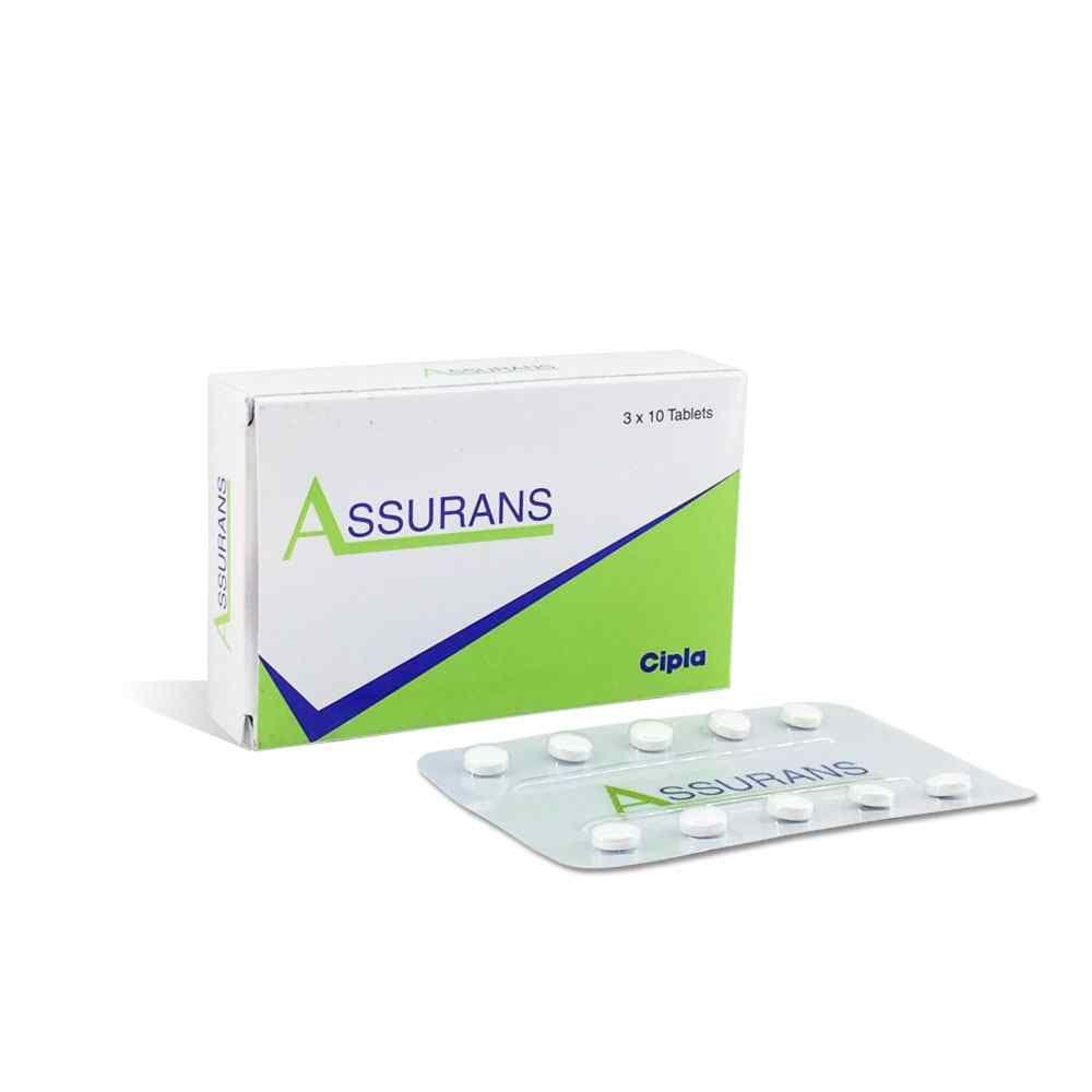 Buy Assurans 20mg Online, Assurans 20 mg Price-Reviews
