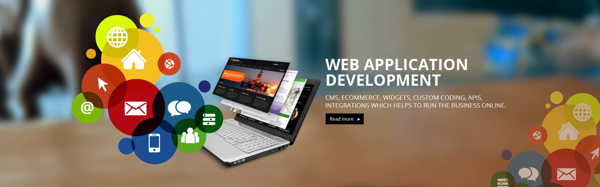 Web Development  Company in Noida-technixinfotech