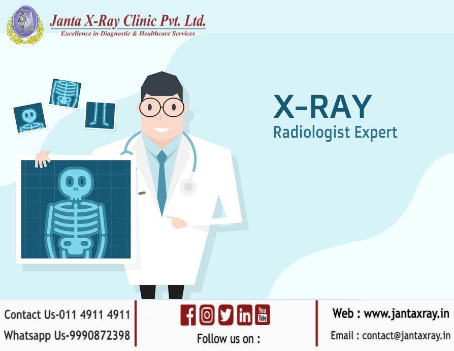 X Ray centre near me in Delhi NCR