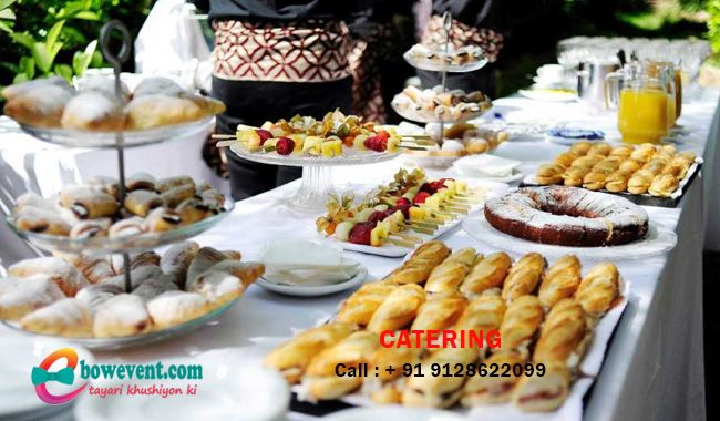 Wedding Caterers in Patna | Catering service in Patna-Bowevent