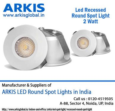 LED Spot lights online at ARKIS Lighting