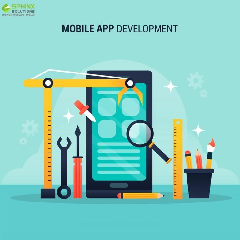 Let's Transform your Ideas into Mobile App | Hire Us | Sphinx Solution