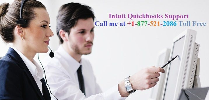 Intuit Quickbooks Support +1-877-521-2086 Accounting pro