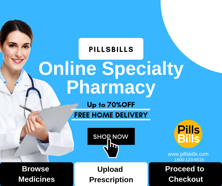Best Online Specialty Pharmacy in India