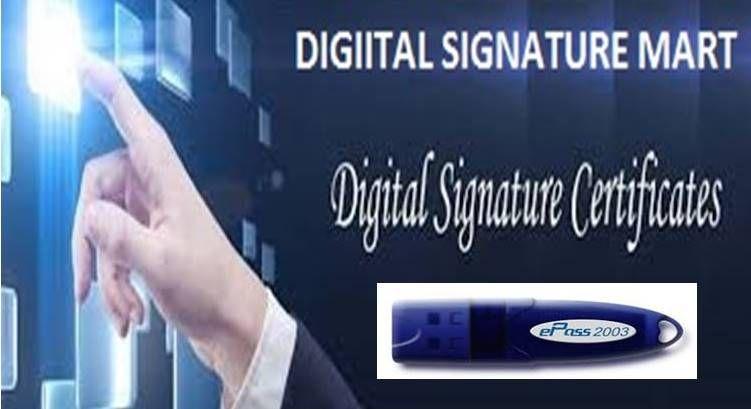 Digital Signature Mart