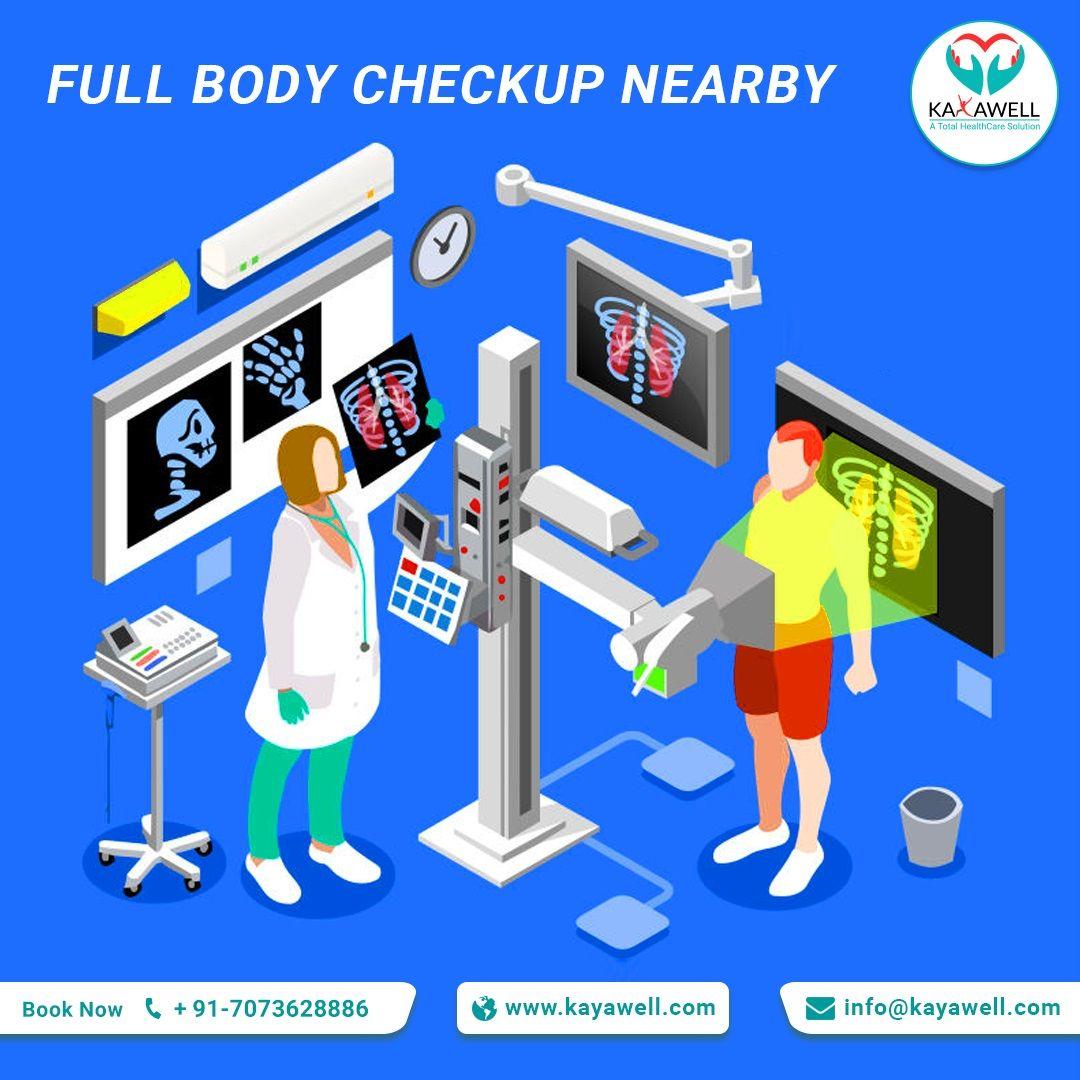 Full Body Checkup Near me