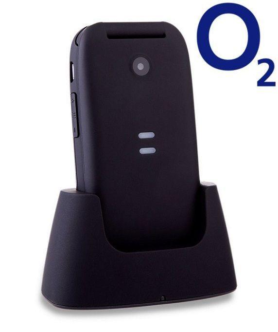 TTfone Meteor TT500 - Black - O2 Pay As You Go