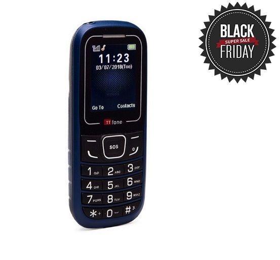 Black Friday Offer on TTfone TT110 Mobile Phone