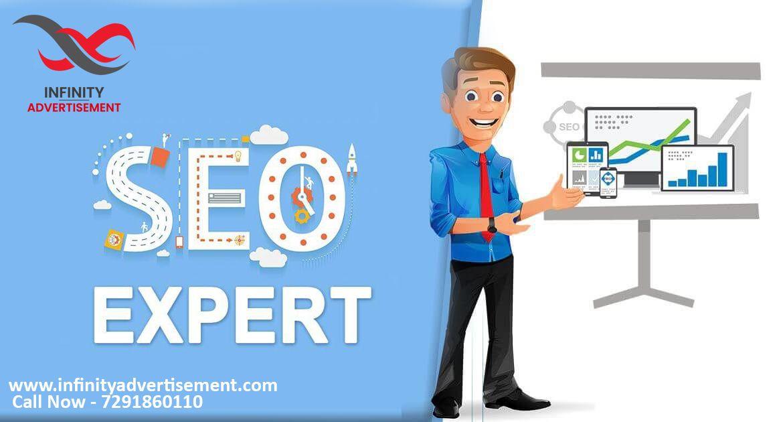 Best SEO Expert in Delhi, India - Infinity Advertisement