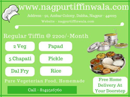 Affordable Tiffin Services In Nagpur