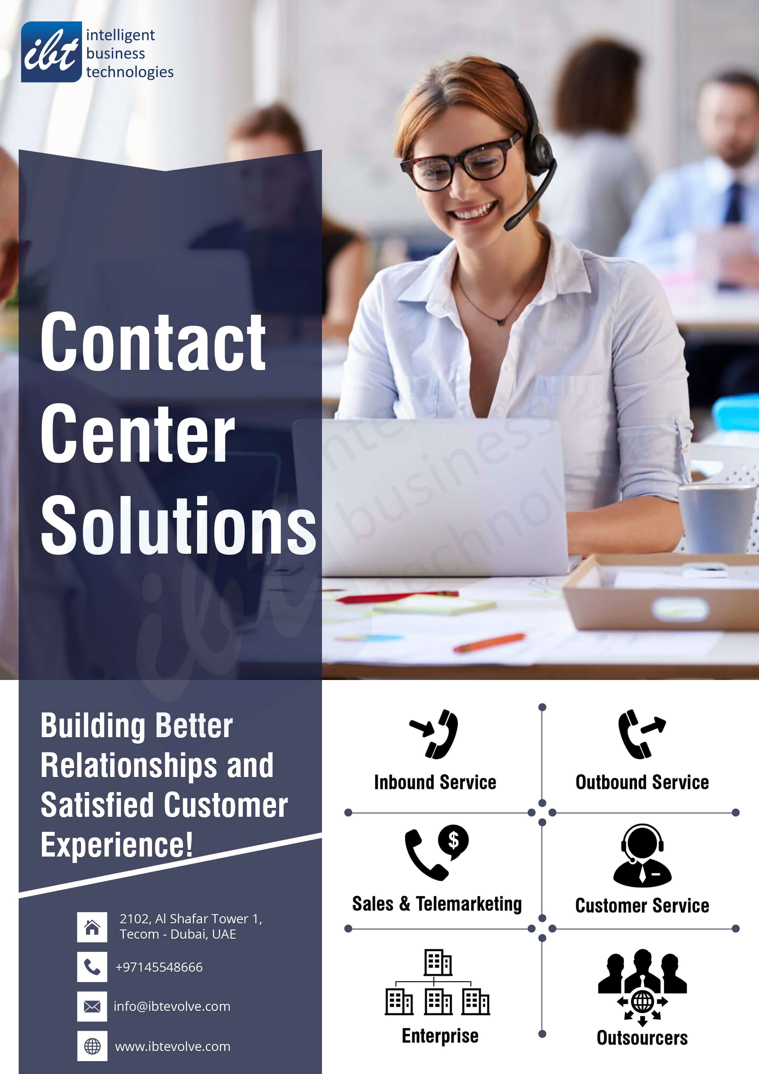 Contact Center How It Can Help Your Business Productivity?