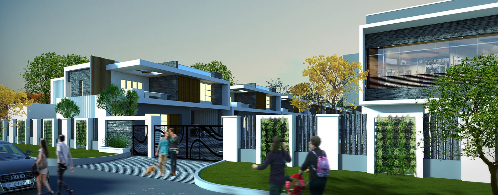 Individual House for Sale Thudiyalur in Coimbatore