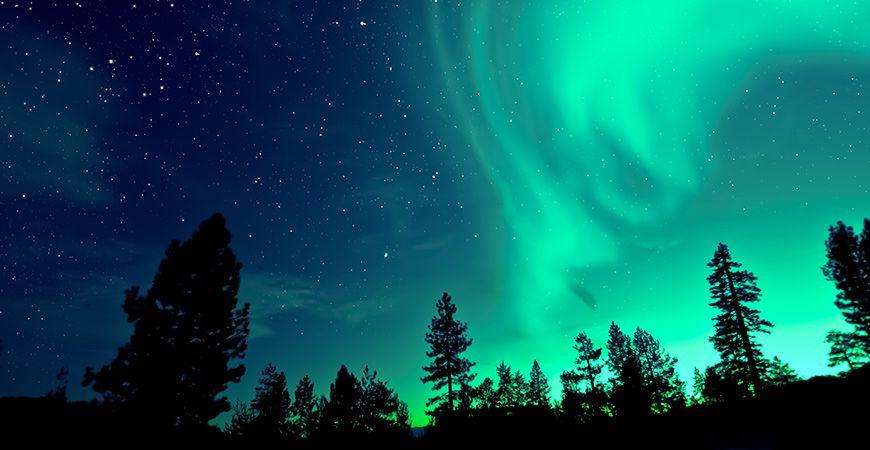 Aurora Borealis travel experience, Explore Northern Lights In Lulea Sweden