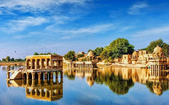 Jaisalmer Tour from Kolkata