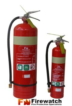 Wet Chemical Extinguisher, Wet Fighter Extinguisher - Fire Watch