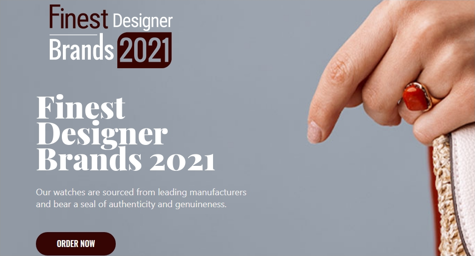 Finest Designer Brands 2021
