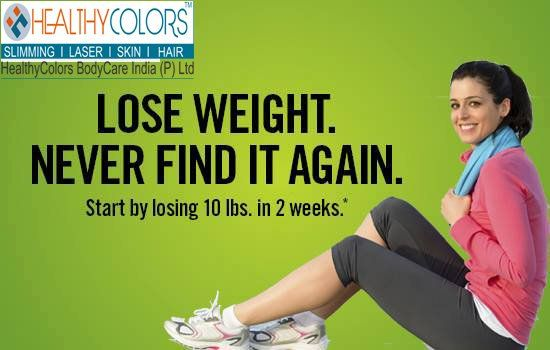 Weight Loss Centers in Hyderabad