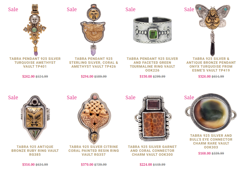 Tabra Jewelry For Women