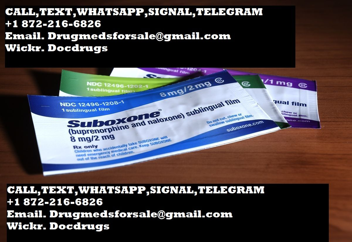 Suboxone 8mg Film Near Me Whatsapp.+1 832-554-6292